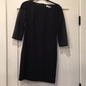 Black Lace Trina Turk Dress